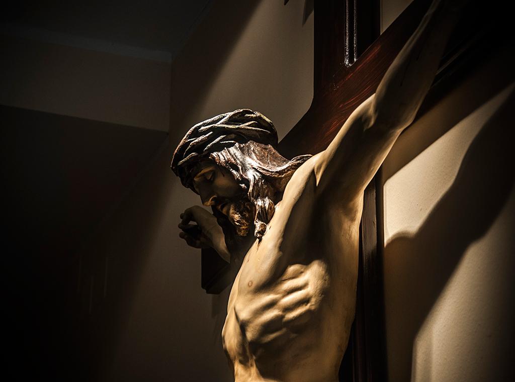 Raspeti Krist, Samostan sestara Kćeri Božje ljubavi na Banjskome ...