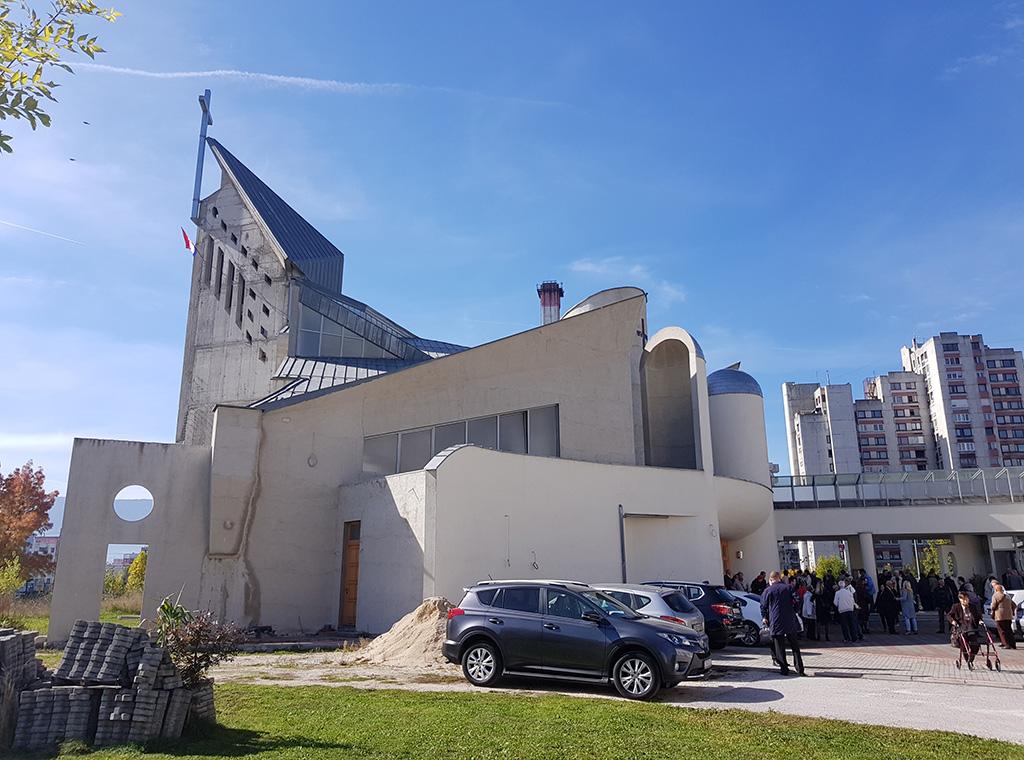 Patron župe Sv. Luke u sarajevskom Novom Gradu | Katolički tjednik