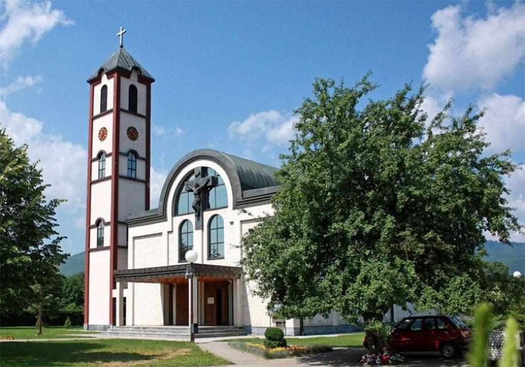 Slikovni rezultat za katolička crkva GROMILJAK